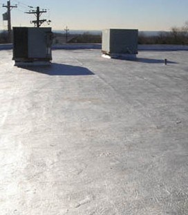 New Flat Roof in Minneapolis, MN